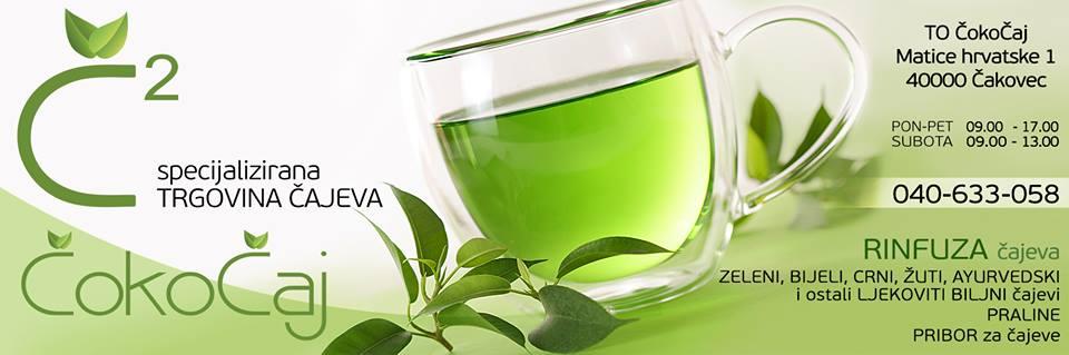 Pampa-tea biljni čajevi u Čakovcu