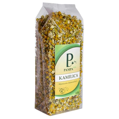 Čaj od kamilice. Pampa-tea. I klasa domaće kamilice