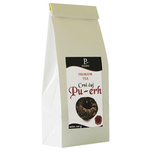 Pampa-tea Pu-erh CRNI čaj