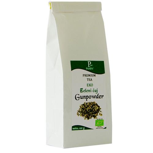 EKO zeleni čaj gunpowder