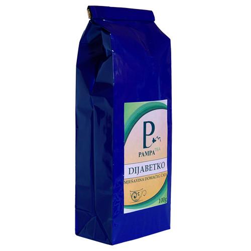 Dijabetko biljni čaj za regulaciju krvnog šećera