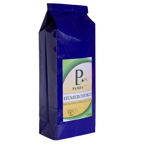Hemeroidtko biljni čaj za ublažavnje bolnih hemeroida