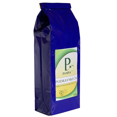 Podravski čaj, biljni čaj