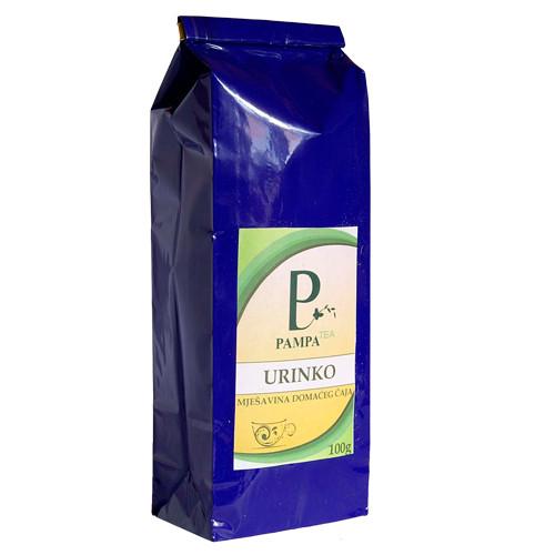 Urinko biljni čaj za ublažavanje tegoba uzrokovanim bolnim mokrenjem, upala mokračnih kanala