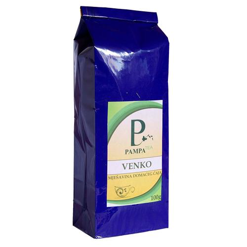 Venko biljni čaj za ublažavanje tegoba sa venama i radom srca