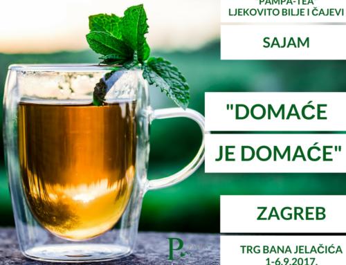 """SAJAM: """"Domaće je domaće"""", 1-6.9.2017, ZAGREB"""