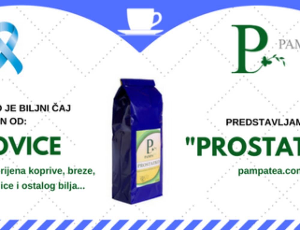Prostatko i vrbovica su Vaši najbolji čajevi za prostatu