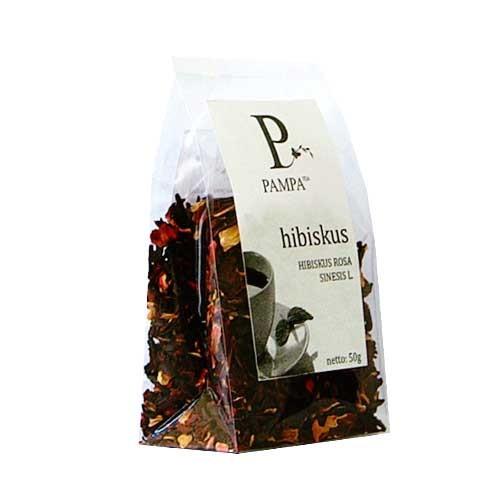 hibiskus čaj